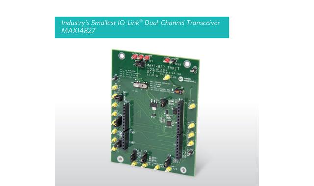 MAX14827 Press Release_Image