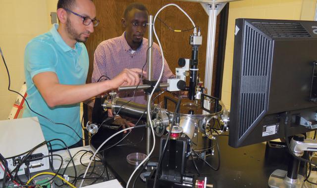 熱を利用して作動するコンピューターを可能にする熱ダイオード