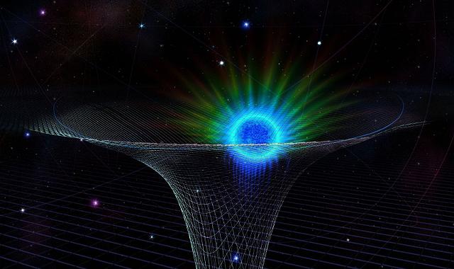 ブラックホールによる重力赤方偏移を確認――20年以上にわたる観測で ...